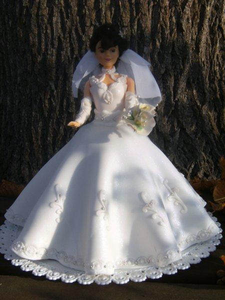 Nevěsta ze předu
