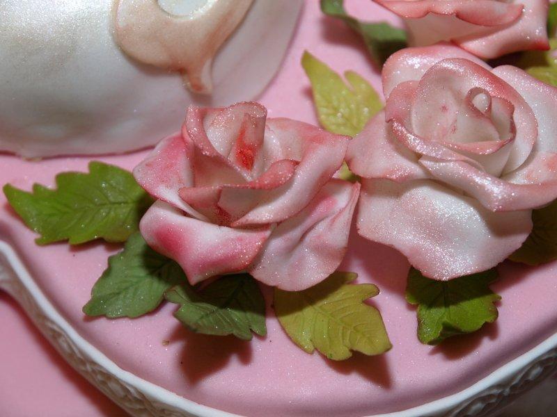 Růže z bonboniery